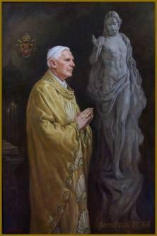 البابا بندكتوس