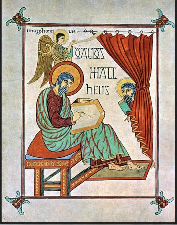 كتبة الاناجيل