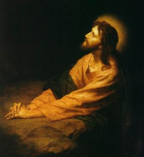 لماذا صلي يسوع